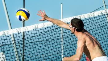 beach-volleybal