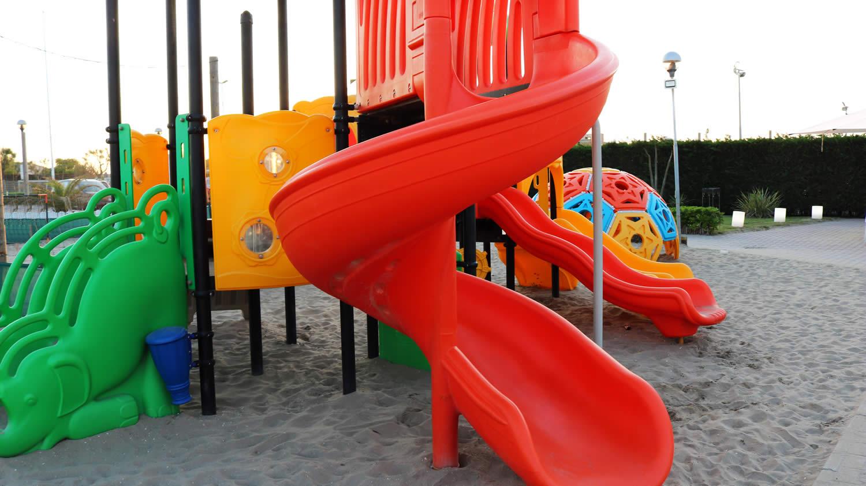 Bambini area giochi